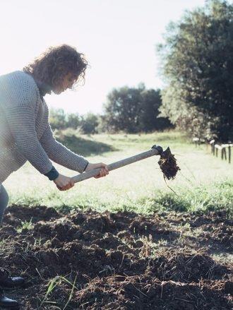 Plantamos aquello que necesitamos.